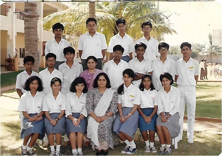First batch of graduates – 94