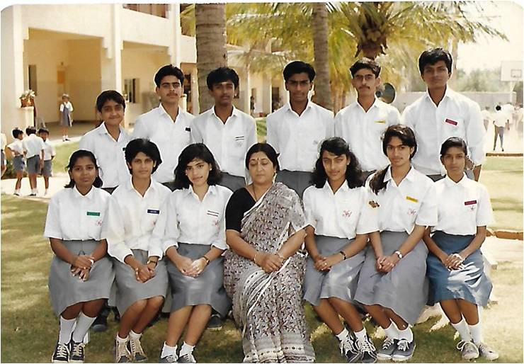 First student council 93-94