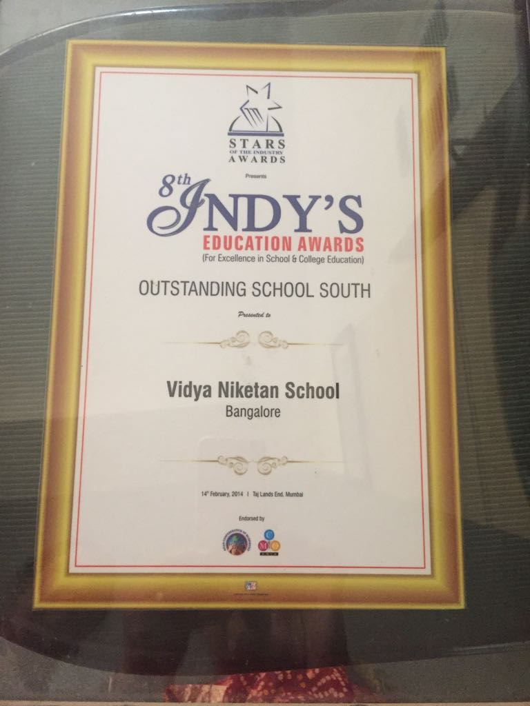 Outstanding School - South