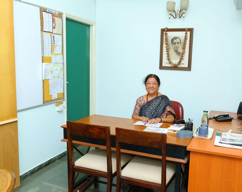 Ms. Hansa Vithani