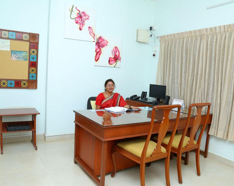 Ms. Lalitha Desikan