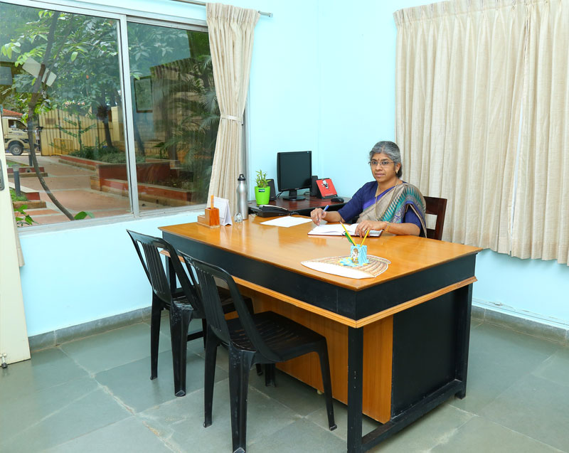 Ms. Sarala Mohan Raj