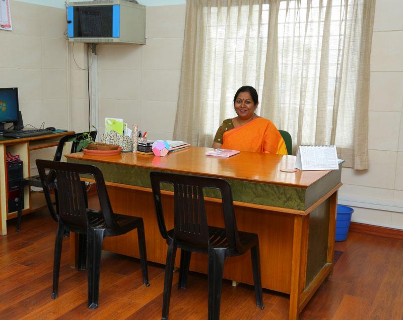 Ms. Sharanya Shetty