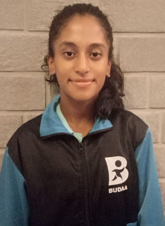 Ahana B B participated in the 100 mts event in National Athletics Championship held at Tirupathi in Girls U-16 category.